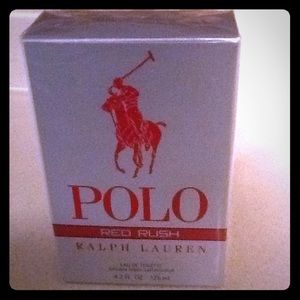 New unopened Polo Red Rush 4.2 oz